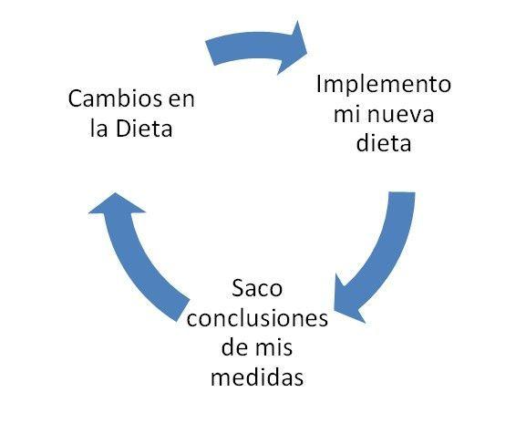 Ciclo de Mejora de la Nutrición