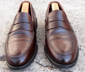 Zapatos Mocasines de Antifaz para Hombre