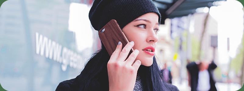 Conseguir el teléfono de una mujer