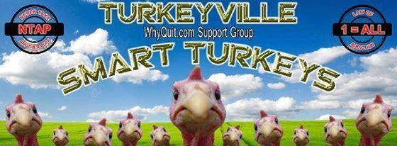 Comunidad Cold Turkey de WhyQuit.com