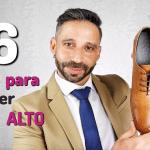 6 Consejos de Estilo para Parecer Más Alto | Zapatos con Alzas GuidoMaggi