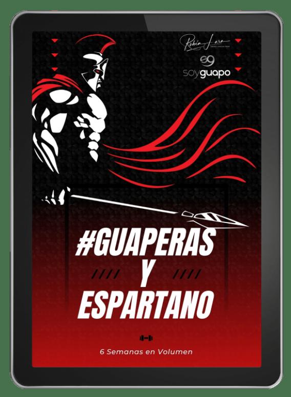 LM - #Guaperas y Espartanos - Tablet